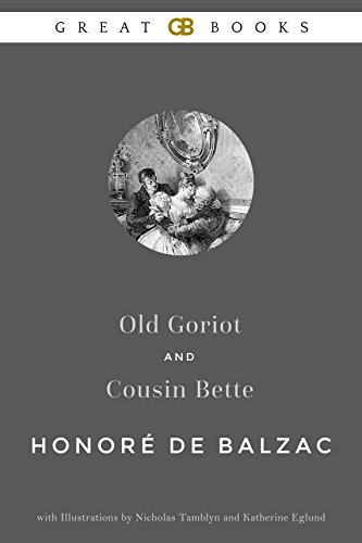 honore de balzac old goriot