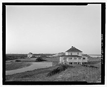 Photo: Bodie Island Lifesaving Station,Off Highway 12,Nags Head,Dare - Head Nags Pictures