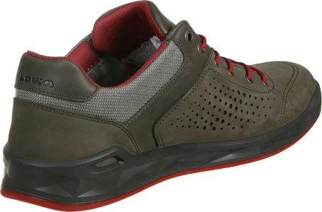 Rot San Randonnée Oliv G Hautes Homme De Lowa Francisco Chaussures zfdwd6