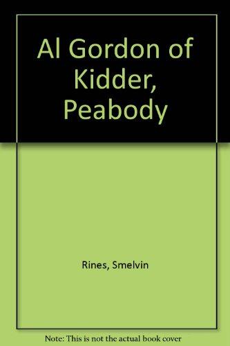 Al Gordon of Kidder, Peabody