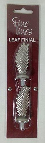 fine-line-silver-leaf-finials