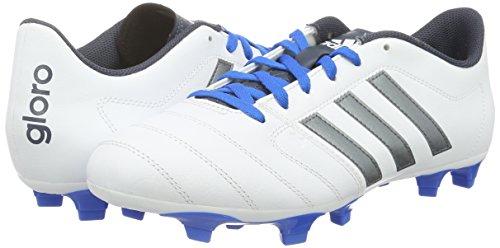 Metallic Blue Da 2 White Gloro Bianco Uomo 16 Fg night ftwr Scarpe utility Calcio Adidas w7BaSqpX