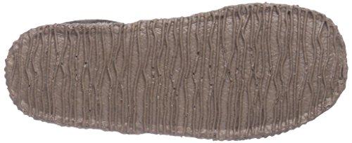 Giesswein Adelschlag - pantuflas de lana niño beige - Beige (sesam / 226)