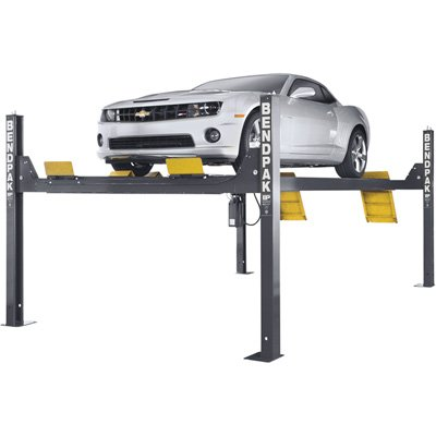 Amazon com: BendPak 4-Post Truck and Car Lift - 14,000-Lb
