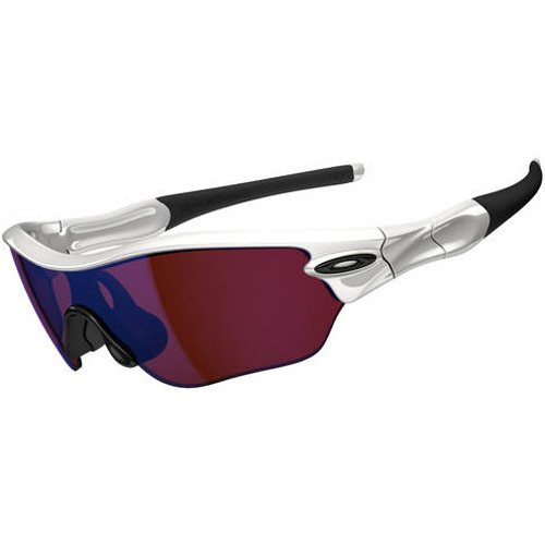 Oakley Radar Edge Women's Sunglasses - Polished White/G30 (Oakley Womens Radar)