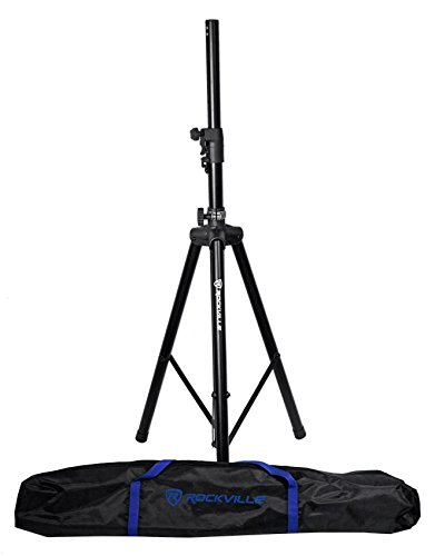 Speaker Stands With Hydraulic Lifts