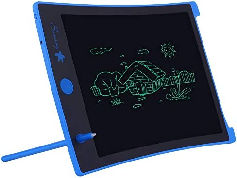 suitable for children 2314.41.5cm blue students Color : Pink, Size : 2314.41.5cm Jinnuotong LCD tablet pink delicate writing tablet electronic component material