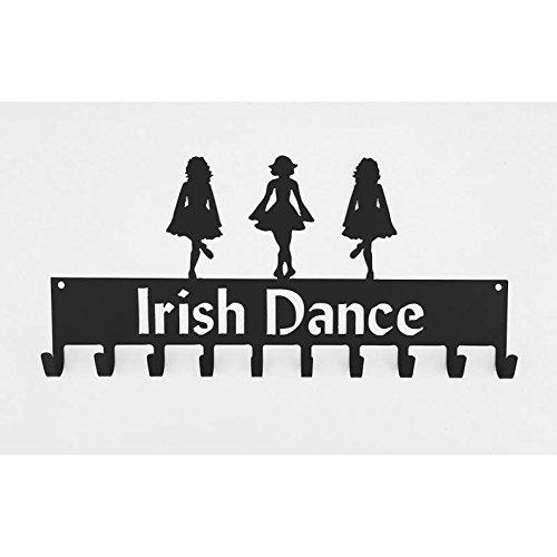 dbc028791eee Irish Dance - girl - Medal Hanger (Black)