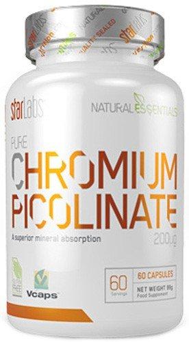 Starlabs Nutrition Chromium Picolinate - 60 Cápsulas: Amazon.es: Salud y cuidado personal