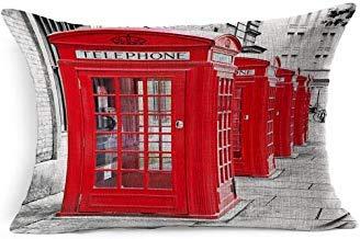 DarrenOw02 - Funda de cojín Rectangular, diseño de cabinas ...