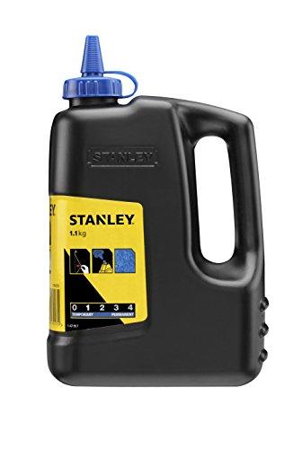 2.5 Chalk Lb Blue (Stanley Chalk Refill 2.5Lb Blue 1-47-917)