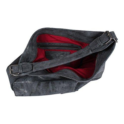 Fritzi aus Preußen Lina Damen Tasche Vintage Jeans
