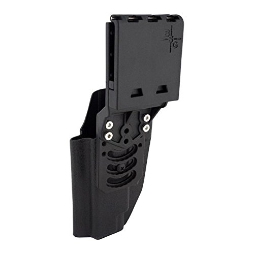 Black Scorpion Outdoor Gear USPSA New Gen Pro Competition Holster HC04-USPSA1-GL34BKRH