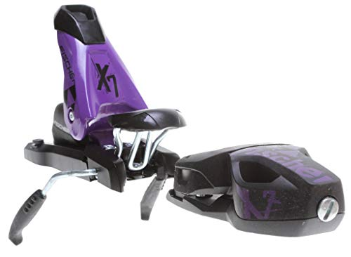 Fischer X 7 AC Wide Youth Ski Bindings 90mm