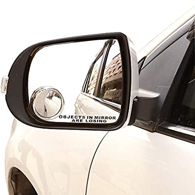 ACBungji Car Rearview Mirror Window Body Fuel Tank Cap Funny Dinosaur Jurassic Decal Sticker Scratch Cover with TREX (White) 4 Types in 1: Automotive