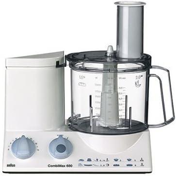 Braun - Robot de Cocina CombiMax K650: Amazon.es: Hogar