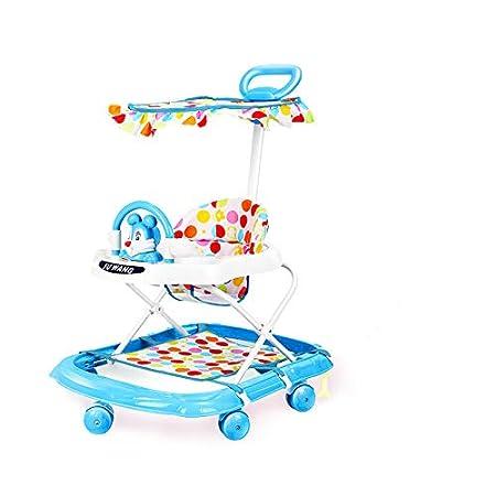 High Quality Andador de bebé Empuje antivuelco Andador ...