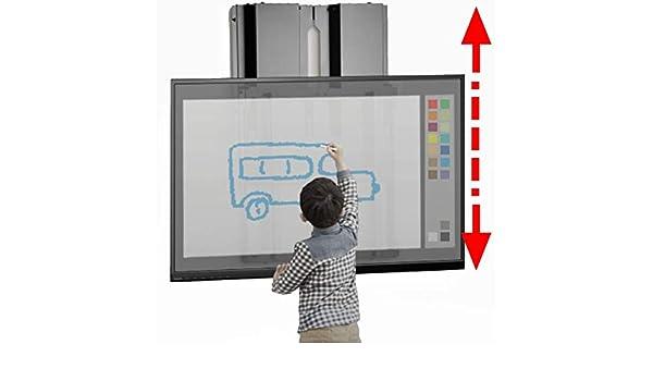 iMount BalanceLift para Pizarra interactiva y Pantalla táctil LED ...