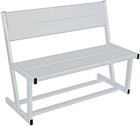 Extreme Max 3006.6641 Universal Aluminum Dock Patio Bench