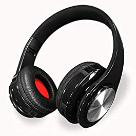 Custom Air Wireless Headphones (Black) – 500 PCS – $16.25/EA – Promotional Product/Branded with Your Logo/Bulk/Wholesale
