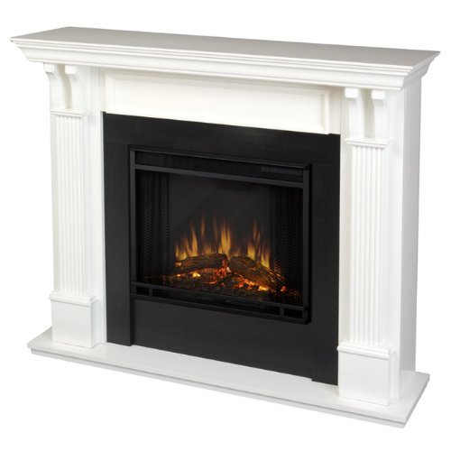 (Real Flame Ashley Electric Fireplace)
