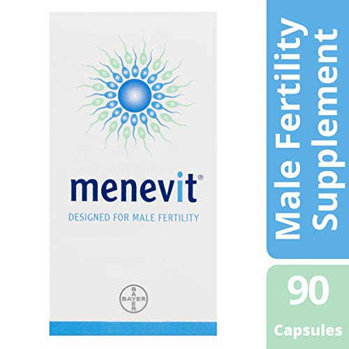 MENEVIT 90 CAPS - Men Tablets 100