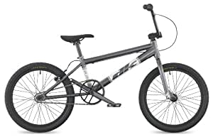 "DK Valiant 2011 BMX Bike, 20"" Charcoal with black rims"