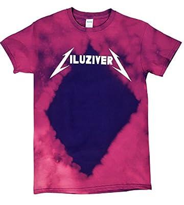 Lil Uzi Vert T-Shirt, Purple and Pink Tie-Dye, Lil Uzi Vert Merch, Lil Uzi Vert Clothing (White Print)