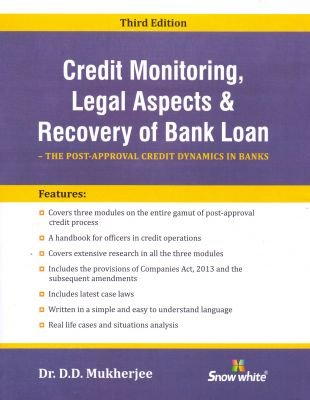 Credit Monitoring, Legal Aspects and recovery of Bank Loan