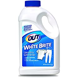 Summit Brands OUT White Brite Laundry Whitener, 4 lb. 12 oz. Bottle
