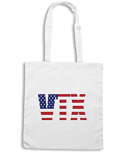 T-Shirtshock - Bolsa para la compra OLDENG00015 back off Blanco