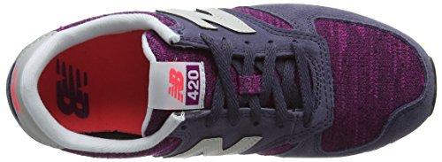 pink Scarpe Donna New 511 420 Balance Corsa Multicolore Da purple qE66H8w