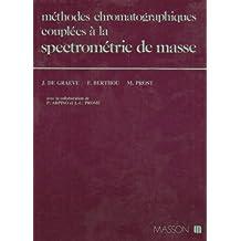 METHODES CHROMATOGRAPHIQUES