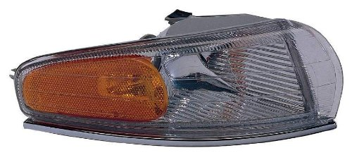 - Depo 333-1525R-US Chrysler New Yorker/LHS Passenger Side Replacement Parking/Signal/Side Marker Lamp Unit