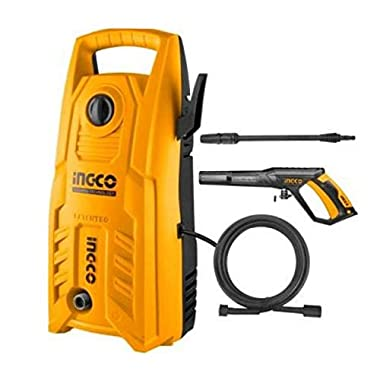 INGCO High Pressure Washer (1400 W) for Car and House Washing 6