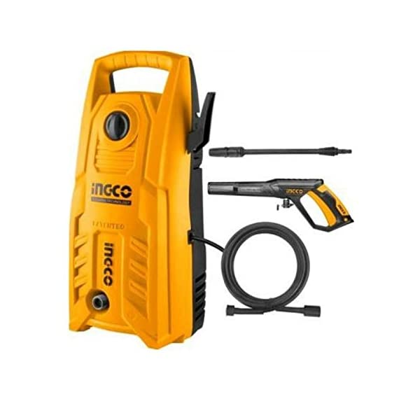 INGCO High Pressure Washer (1400 W) for Car and House Washing 3