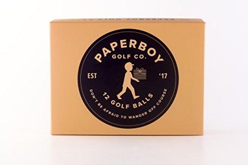 Paperboy Golf Balls Two Dozen
