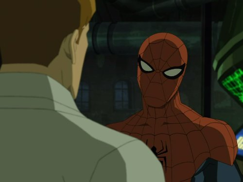 The Lizard (Ultimate Spider Man Web Warriors Spider Verse)