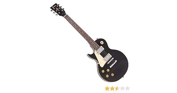 Encore E99 guitarra eléctrica para zurdos - negro brillante: Amazon.es: Instrumentos musicales