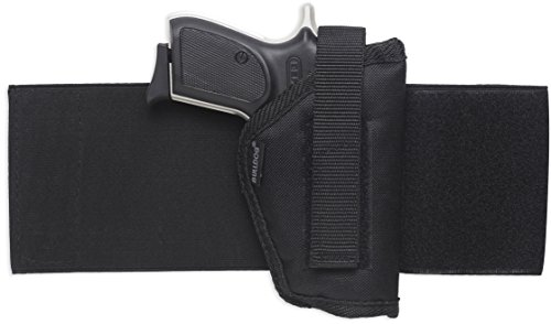 Holster Hand Right Ankle Black - Bulldog Cases Right Hand Black Ankle Holster (Fits Most Revolvers with 2 - 2 1/2-Inch Barrels, Ruger Sp 101)