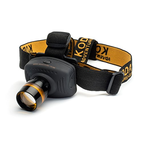 KODA Adventure Gear High Power Zoom LED Headlamp (Hunting Gear For Boys compare prices)