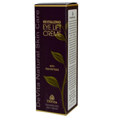 Devita Natural Skin Care Revitalizing Eye Lift Cream 1oz