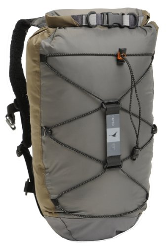 Exped Cloudburst Bag, 15, Clay Brown/Grey, Outdoor Stuffs