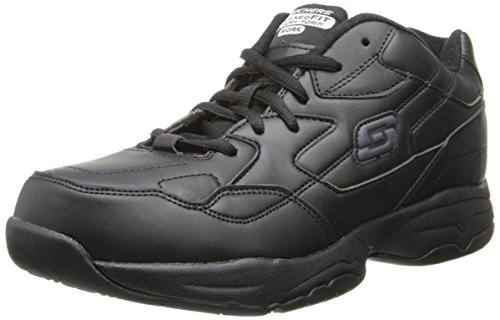 Skechers for Women's Work Albie Walking Shoe, Black, 9 M US (Skechers Shoes Work compare prices)