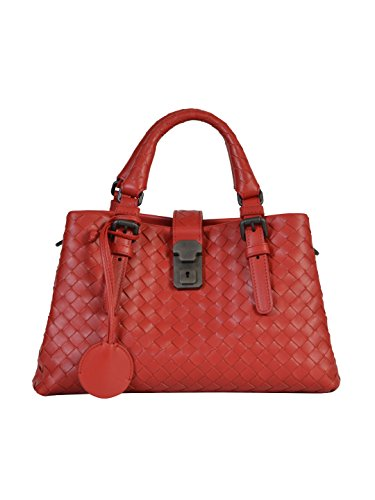 bottega-veneta-womens-448954vq1306417-red-leather-handbag
