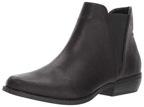 Rampage Women's Leesa Ankle Boot, Black, 10 Medium US (Best Quality 1911 For The Price)