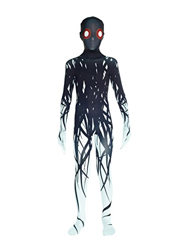 Morphsuits Zalgo Kids Monster Urban Legend Costume - Small 3'-3'5 / 6-8 years (91cm-104 -