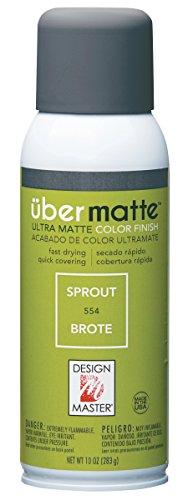 Design Master 554 Ubermatte Spray, Sprout