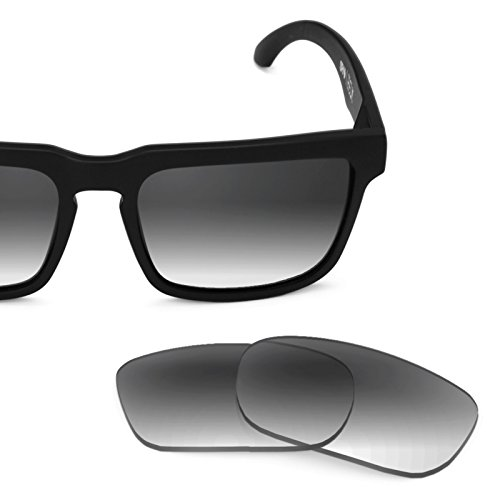 Spy GradientNon Rechange polarisés Optic — Plusieurs Options De Helm Pour Gris Verres UMVpqzSGL