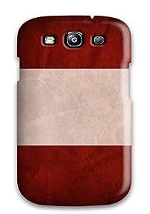 Excellent Design Flag Phone Case For Galaxy S3 Premium Tpu Case